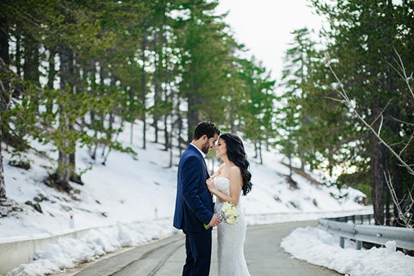 winter gold white tones wedding opt